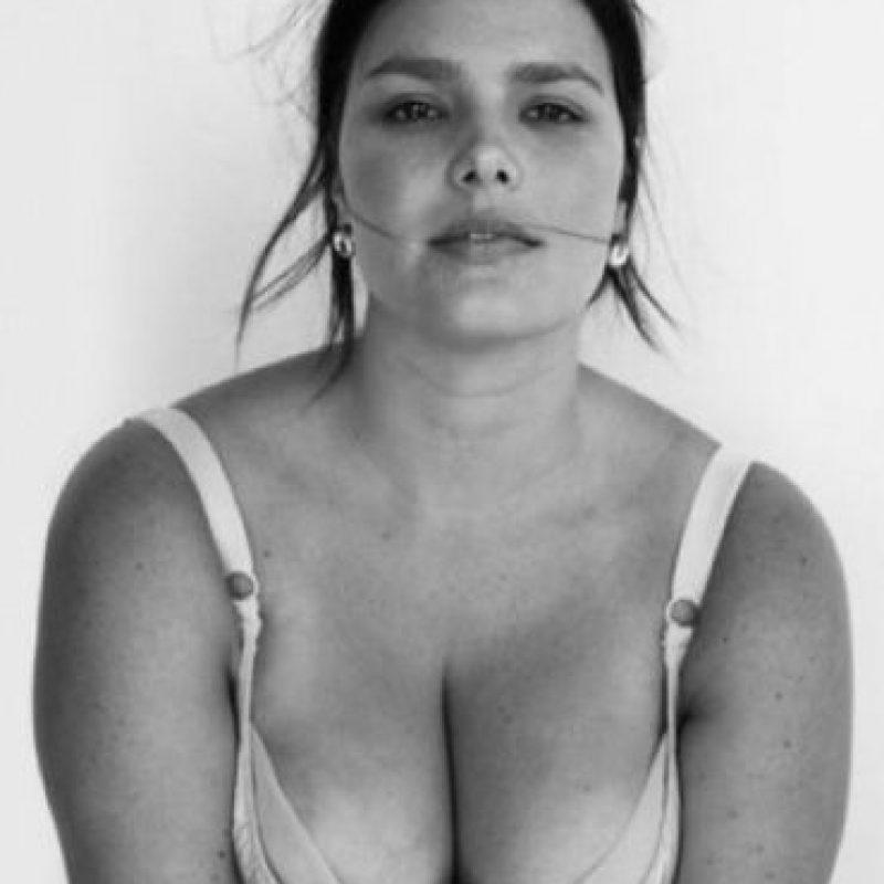 Y la moda las apoya: vean la campaña de Lane Bryant con Candice Huffine. Foto:vía Lane Bryant