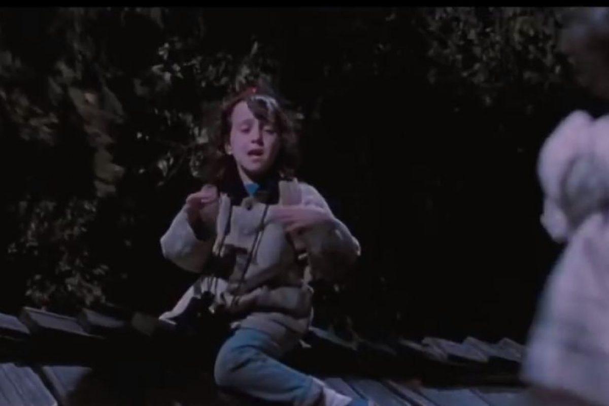 """4. """"Lizzie Doll """" es el nombre de la viuda de Roald Dahl y también el de la muñeca de la profesora """"Miel"""". Foto:vía TriStar"""