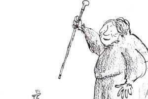 """8. Cuando """"Matilda"""" le habla a la profesora """"Miel"""" de la velocidad de los latidos del corazón del ratón, se refería también a otro libro de Roald Dahl, """"Las Brujas"""", donde el dato se menciona al discutir la abuela del protagonista y la """"Gran Bruja"""". Foto:vía Wikipedia"""