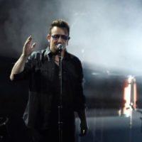 Bono: el vocalista de U2 ha padecido glaucoma desde hace más de 20 años. Foto:vía Getty Images