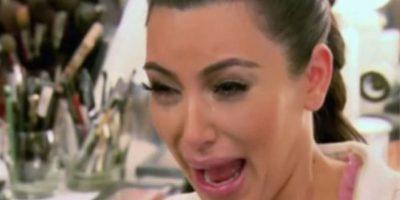 No basta Internet y no bastará nunca para fastidiar a la pareja Kardashian/West. Foto:vía Twitter