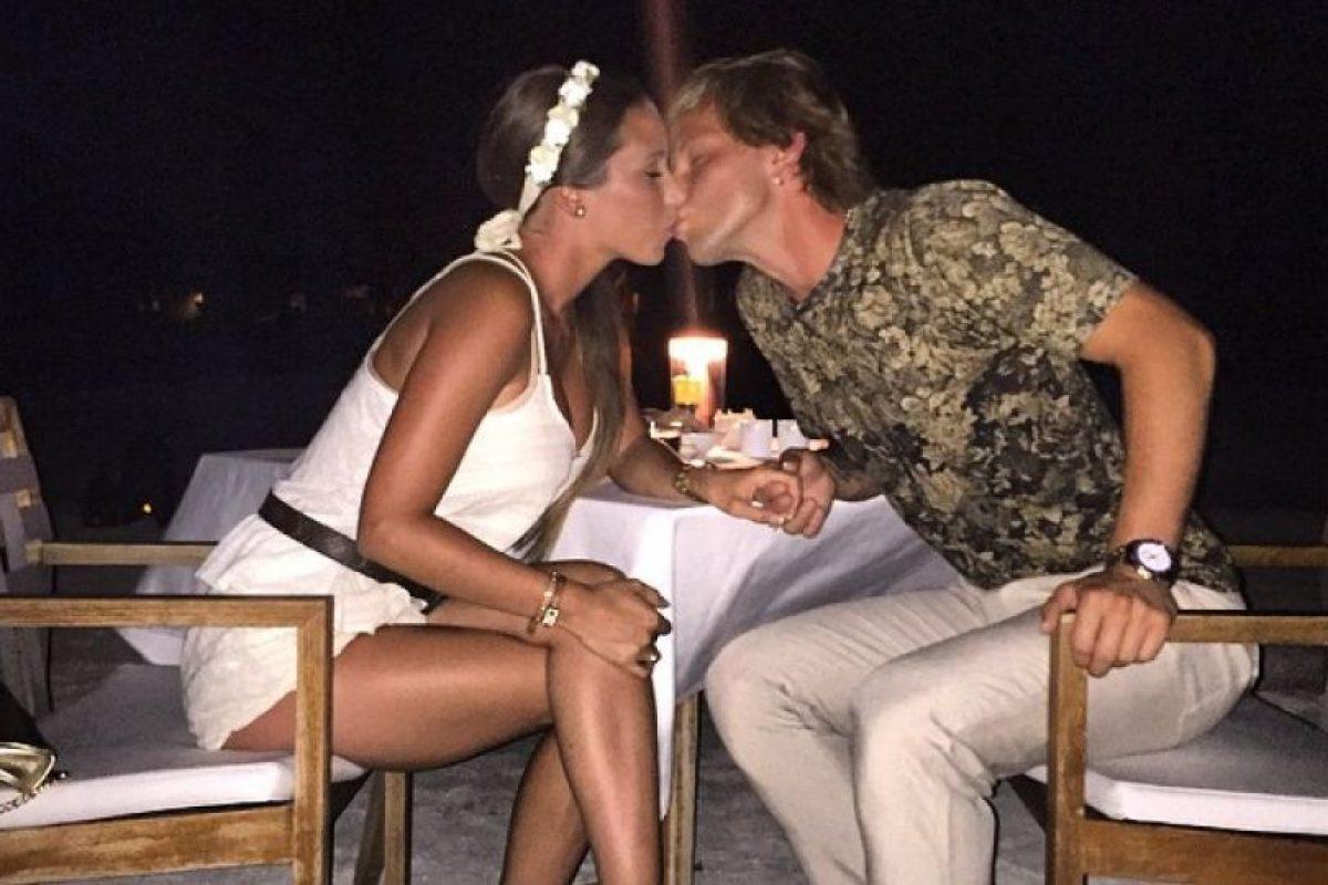 Ambos se fueron de viaje a las Islas Maldivas. Foto:Vía instagram.com/ivanrakitic