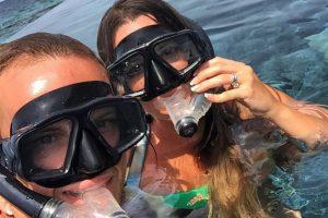 El crack del Barcelona se casó con Raquel Mauri, su esposa por lo civil desde hace un año. Foto:Vía instagram.com/raquel_mauri