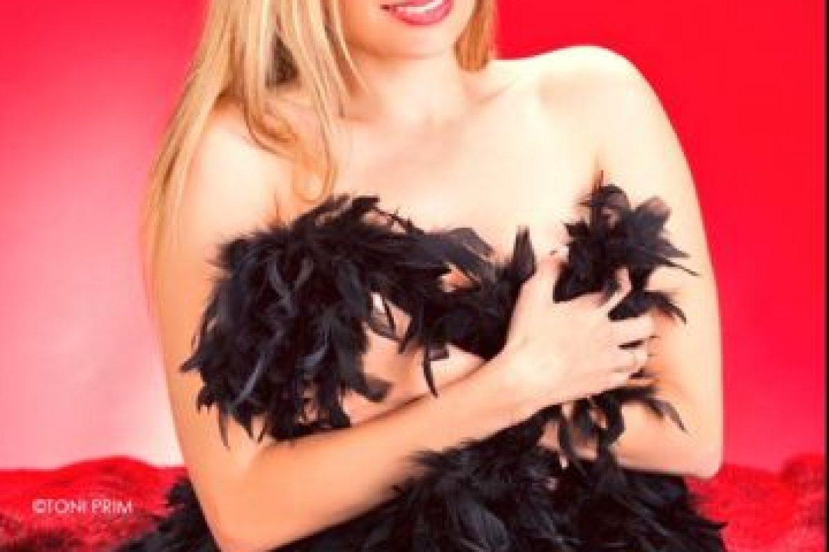 Tiene 30 años Foto:Vía instagram.com/marialapiedraoficial