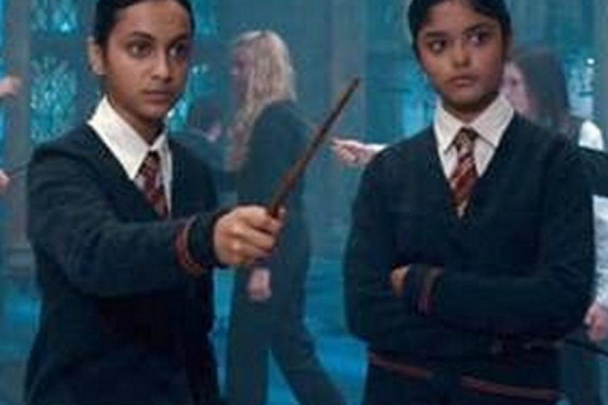 """Ellas son """"Padma"""" y """"Parvati Patil"""" Foto:Warner Bros"""