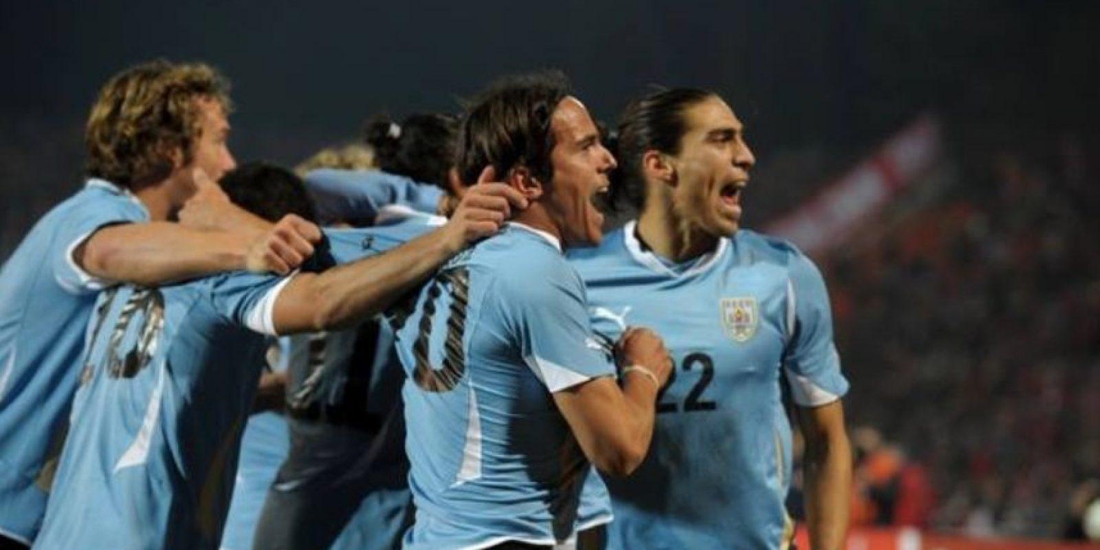 5. Uruguay Foto:Vía facebook.com/AUFOficial