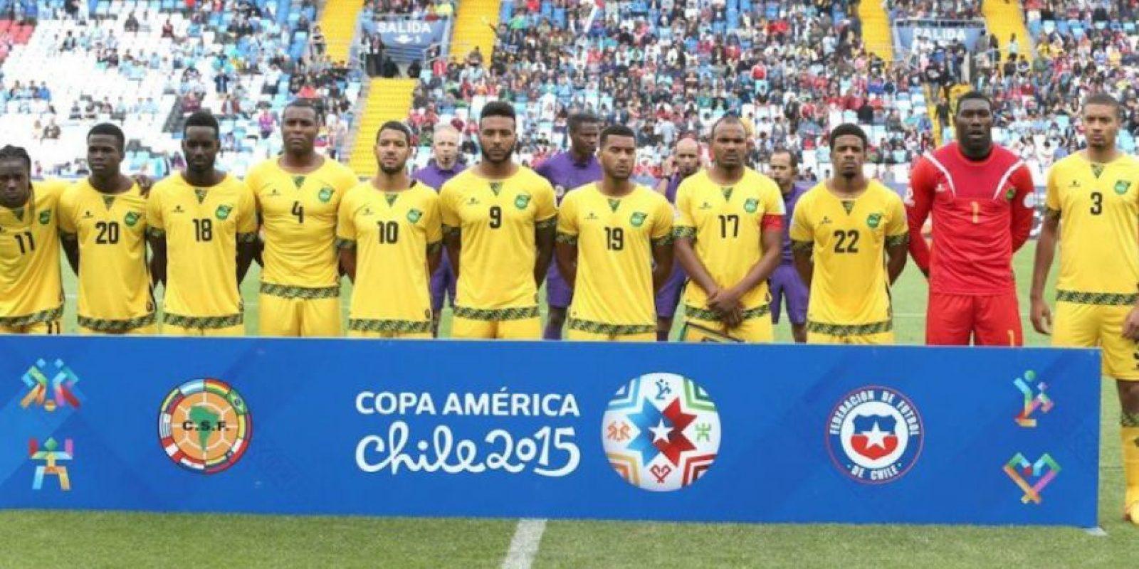 12. Jamaica Foto:Vía facebook.com/JamaicaFootballFederation