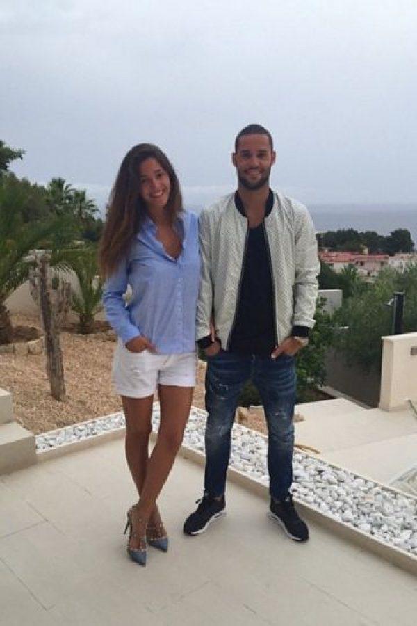 Por ello, las burlas a Costa y a Suárez por la foto no se hicieron esperar. Foto:Vía twitter.com/Malenacosta7