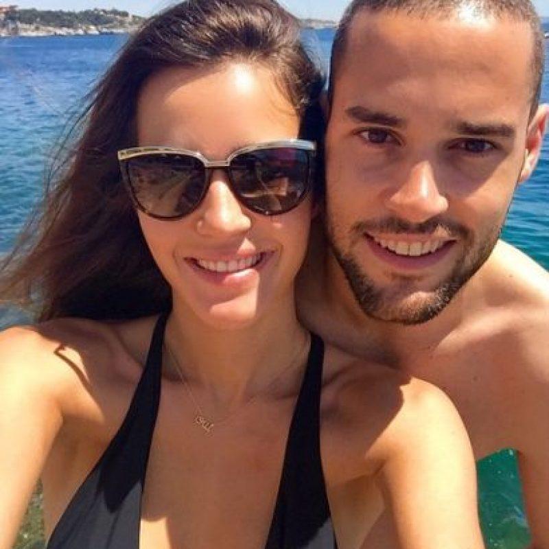 Antes de salir con el delantero español, Costa fue novia de Miguel Ángel Moyá, portero del Getafe y Carles Puyol, exdefensa del Barcelona. Foto:Vía twitter.com/Malenacosta7