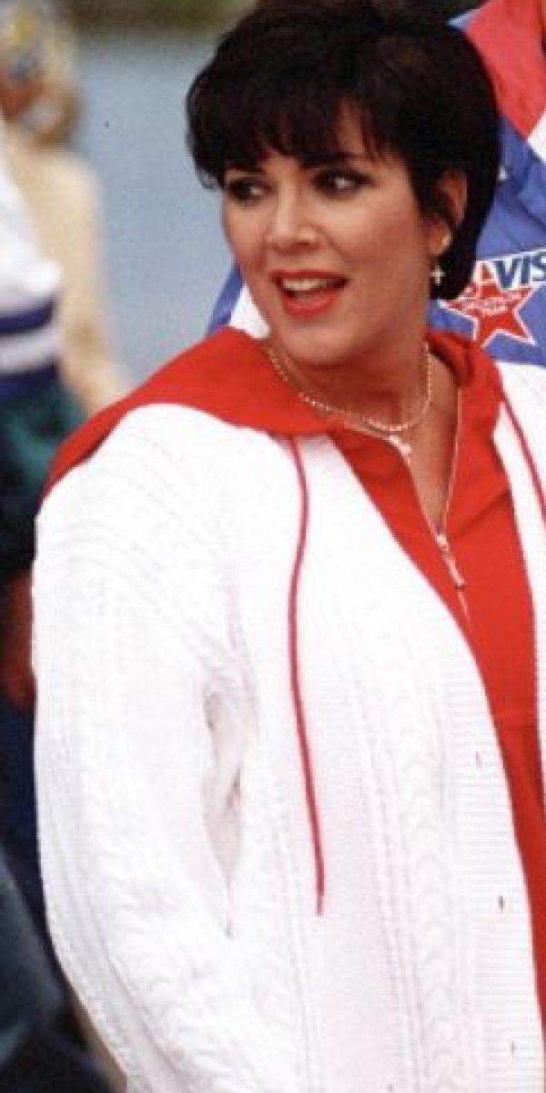 Kris Jenner siempre ha tenido una belleza serena. Foto:vía Getty Images