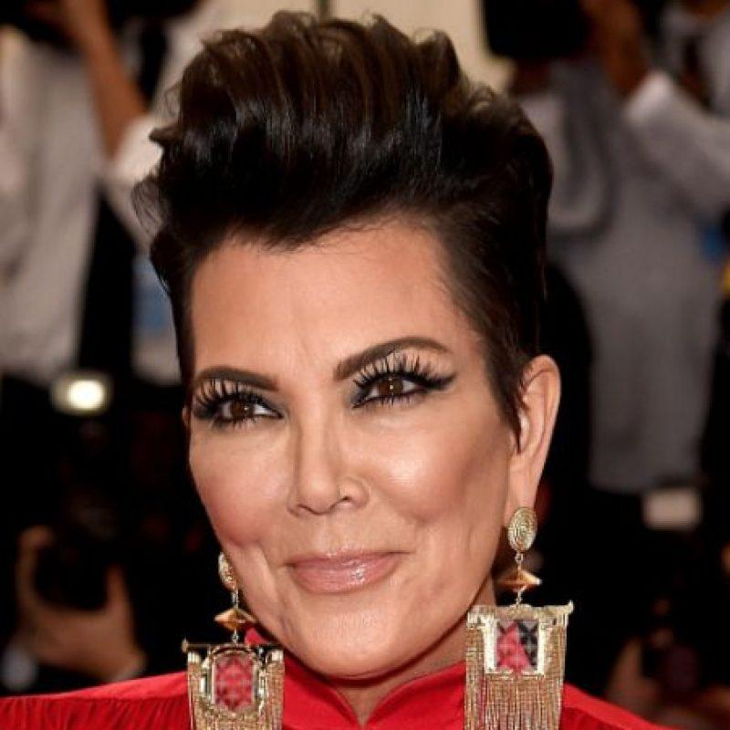 En la gala del MET. Foto:vía Getty Images