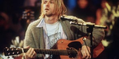 Supuestamente, Kurt Cobain se aparece en los alrededores de la casa donde se mató, en Aberdeen. Foto:vía Getty Images