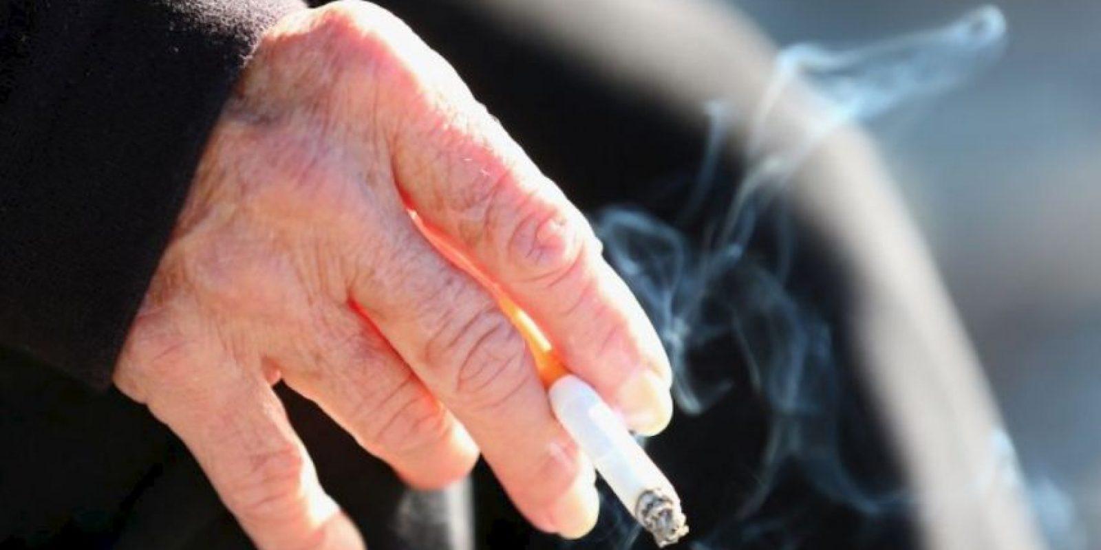 En este se revelaba que las imágenes de las cajetillas no influían en nada a la hora de dejar de consumir tabaco. Foto:vía Getty Images