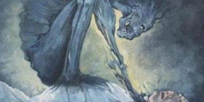 Una hora en que los espíritus y los demonios incrementan su actividad paranormal. Foto:vía Tumblr