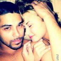 En abril de 2014 se filtraron fotos de la actriz desnuda Foto:Twitter