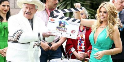 Ahora sigue con Televisa. Foto:vía Facebook/Itatí Cantoral