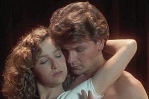 De hecho, su atractivo contrastó con el de Patrick Swayze. Foto:vía Great American Movies