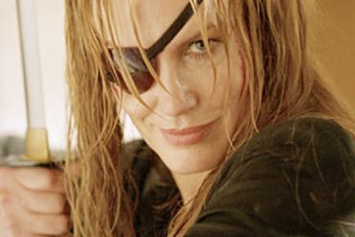 """Eso fue con el papel de """"Elle Driver"""" en """"Kill Bill"""". Foto:vía Miramax"""