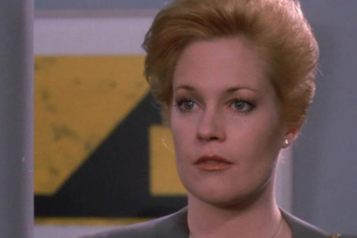 """Sus trajes en """"Working Girl"""" robaban el aliento. Foto:vía 20th Century Fox"""