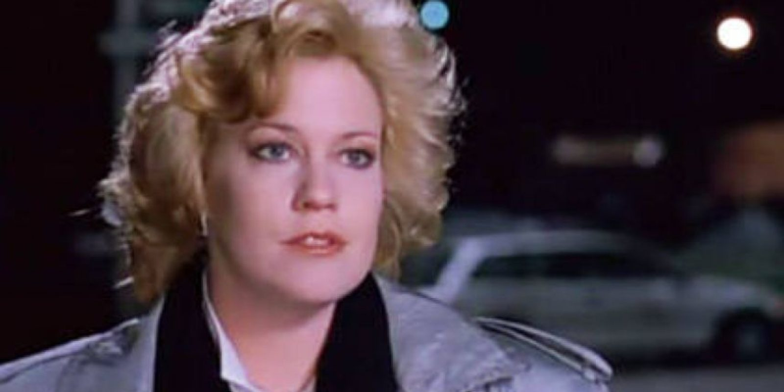 Melanie Griffith era un ícono de estilo y moda en los 80. Foto:vía 20th Century Fox