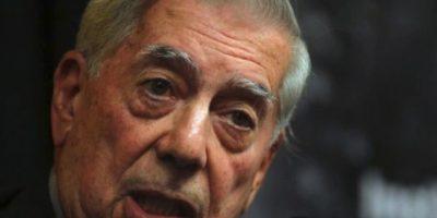 """Trump es un """"imbécil racista"""": Mario Vargas Llosa Foto:Getty Images"""