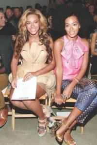 2. Deréon. Diseladores. Beyoncé y Solange Knowles Foto:Getty Images