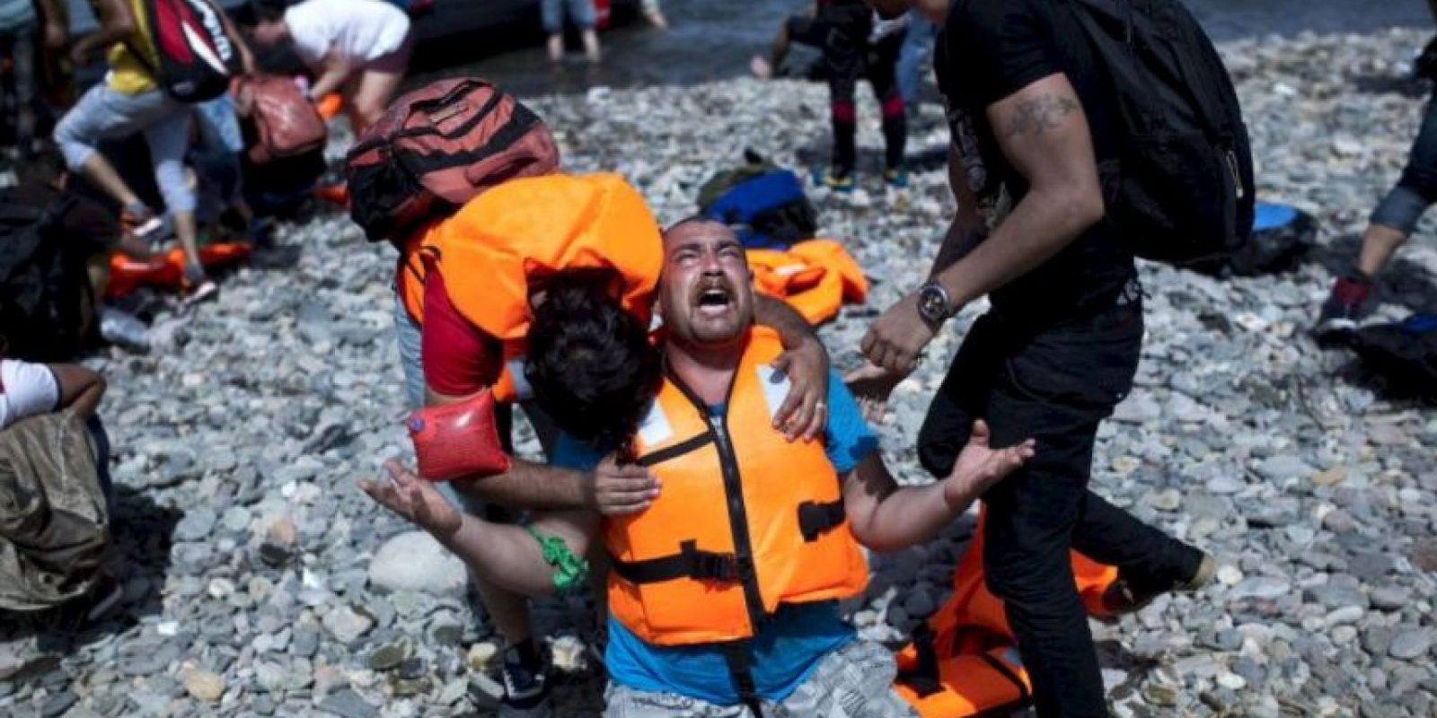 5. Víctimas: según el Observatorio Sirio para los Derechos Humanos la guerra ha dejado Más de 310 mil personas han muerto en Siria, entre ellas casi 105 mil civiles, 11 mil de ellos niños. Foto:vía AFP