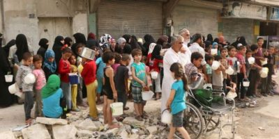 Actualmente 23 países de la Unión Europea se han dividido la cantidad de refugiados que albergarán. Foto:vía AFP