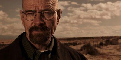 """Donde le dio vida a """"Walter White"""" Foto:AMC"""