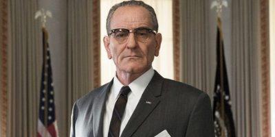 Cranston encarnará a Lyndon Baines Johnson, presidente estadounidense que asumió el gobierno luego de la muerte de John F. Kennedy Foto:Twitter