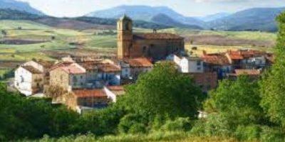 5. Comunidad Foral de Azpilkueta, en Navarra Foto:Wikimedia