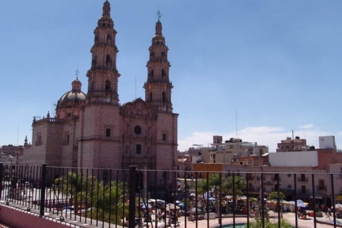 7. San Juan de los Lagos. Este topónimo a comparación de los demás es muy pequeño, sin embargo, es uno de los más largos de México. Foto:Wikimedia