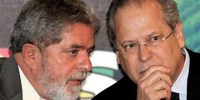 Dirceu se encontraba en arresto domiciliario en su casa por estar relacionado con otro caso de corrupción Foto:AFP