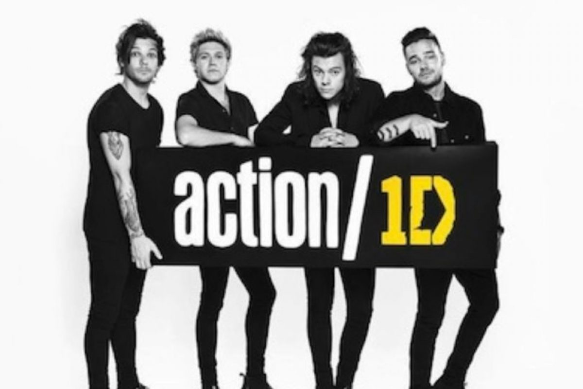"""Un rumor decía que """"One Direction"""" se despedirá de los escenarios Foto:One Direction"""