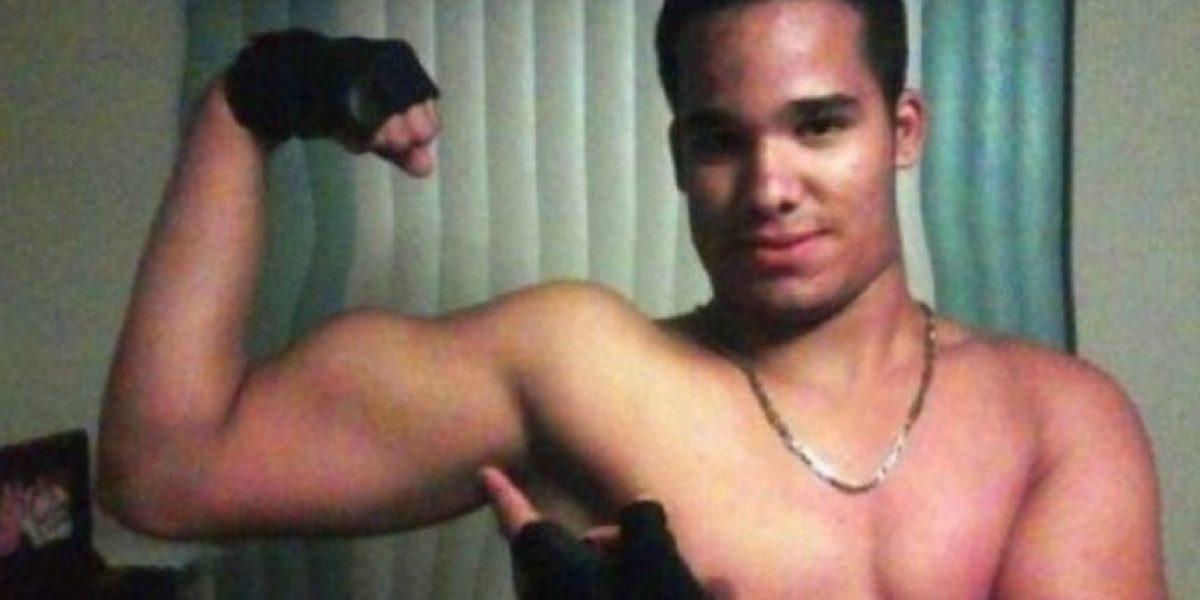 Video: Los músculos de este hombre harán que nunca quieran tener un