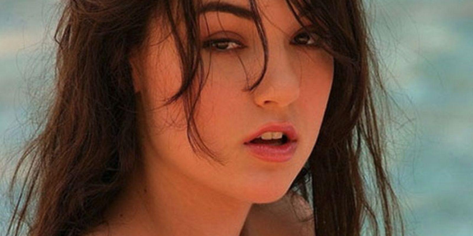 Es una estrella porno ya retirada Foto:Pinterest