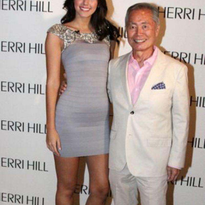 No tiene nada de especial. Mucho menos puede llegar a ser lo que luciría una Miss Universo. Foto:vía Getty Images