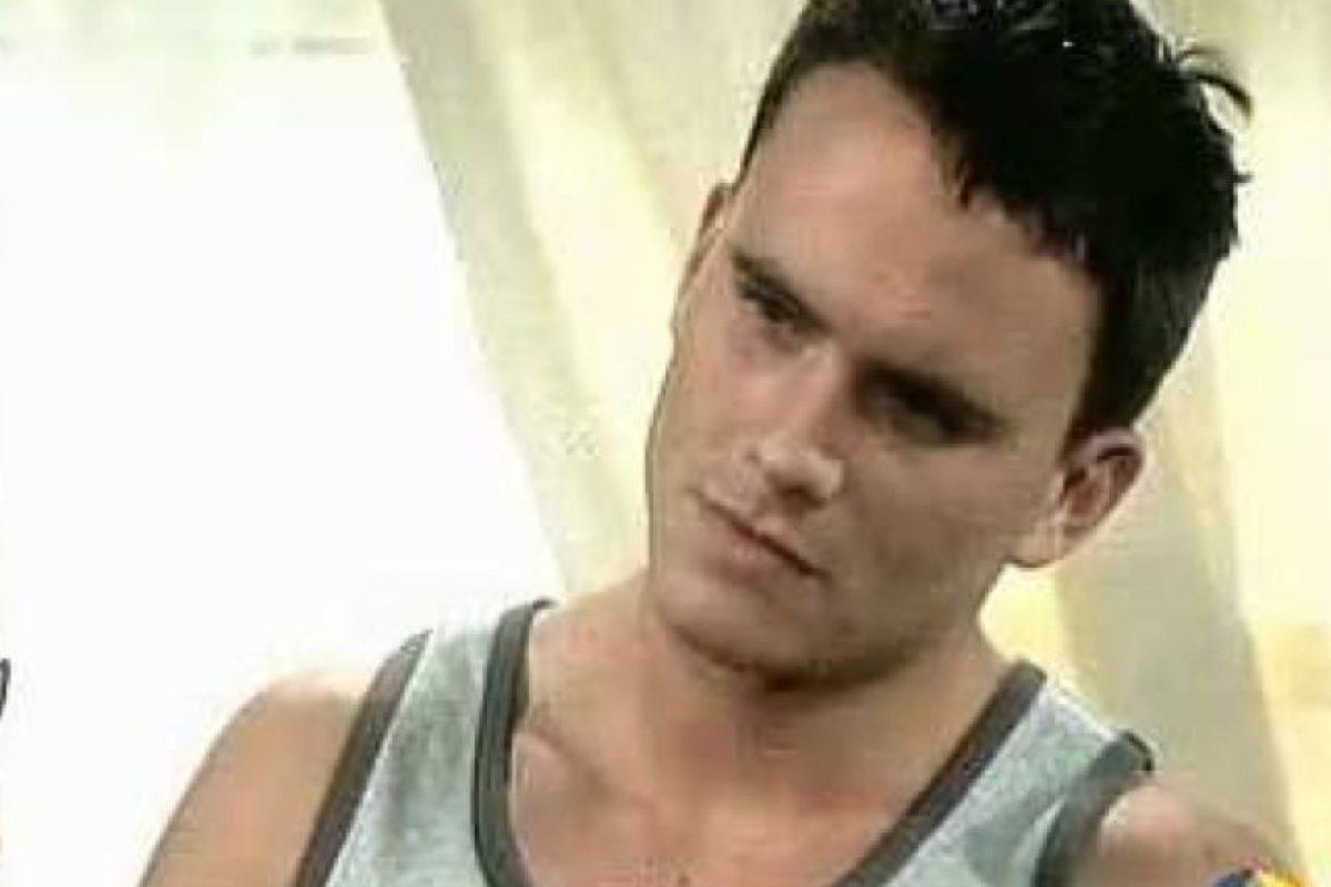 """Él se enamoraba perdidamente de """"Valentina"""". Foto:vía RCTV"""