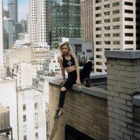 Fue arrestada el 15 de junio por llevarse meses antes un bolso Hermès de una tienda de NY Foto:Tumbrl