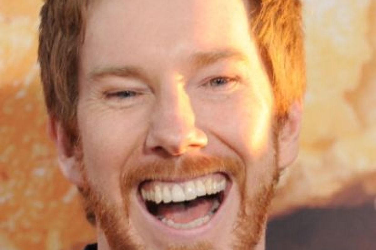 Mostraron qué hacía cuando no tenía trabajo de actor. Foto:vía Getty Images