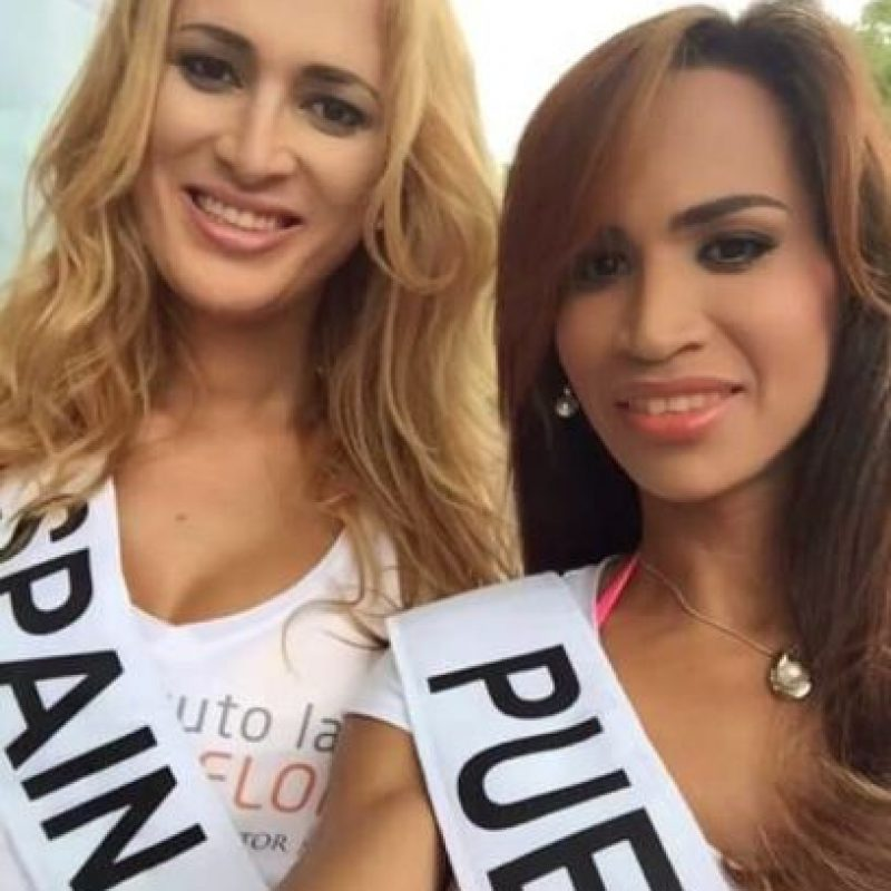 Foto: Facebook.com/MISS-TRANS-STAR-Internacional-official