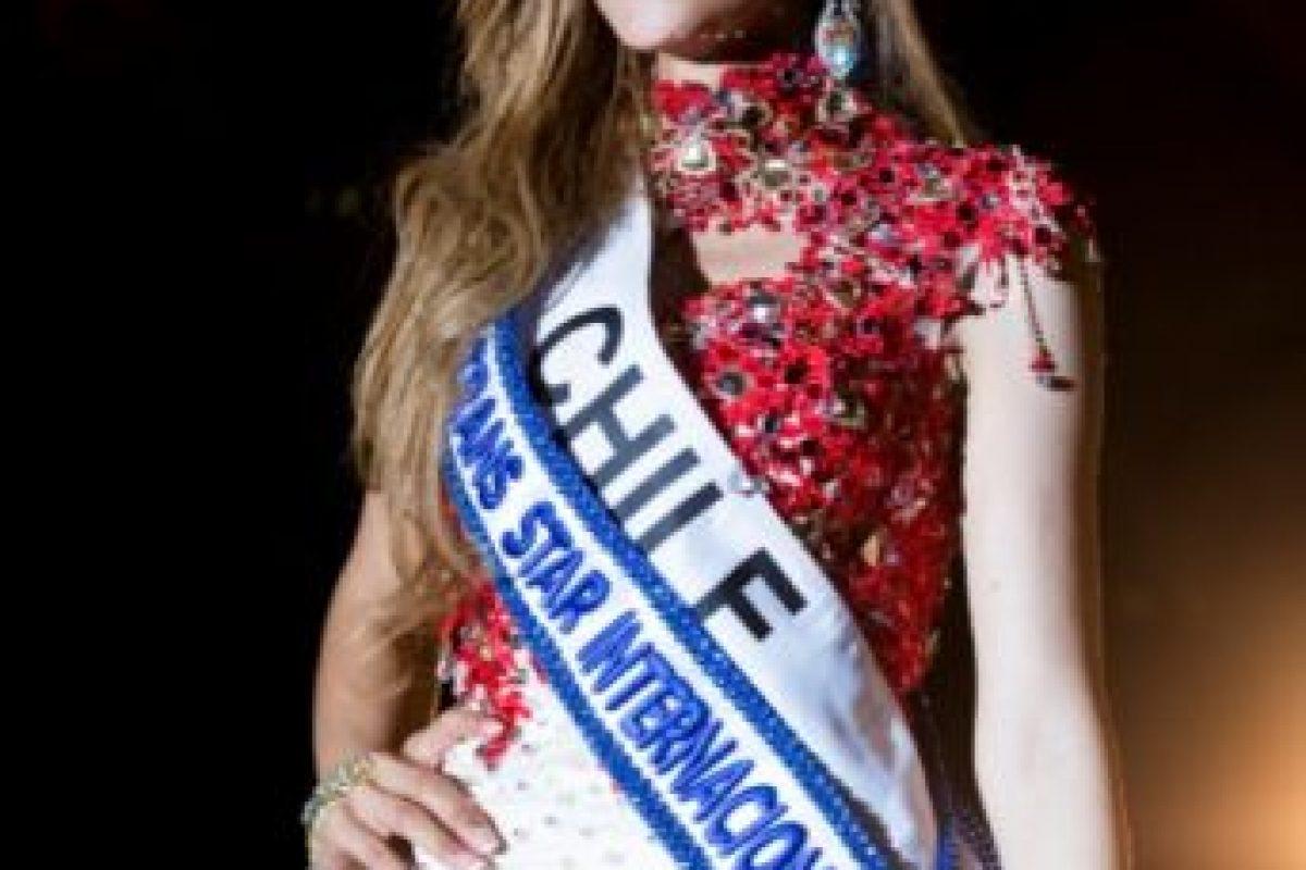 Ella es Vanessa López, la nueva Miss Trans Star International Foto:Facebook.com/MISS-TRANS-STAR-Internacional-official