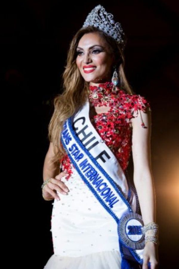 Ella es Vanessa López, la nueva Miss Trans Star International Foto: Facebook.com/MISS-TRANS-STAR-Internacional-official