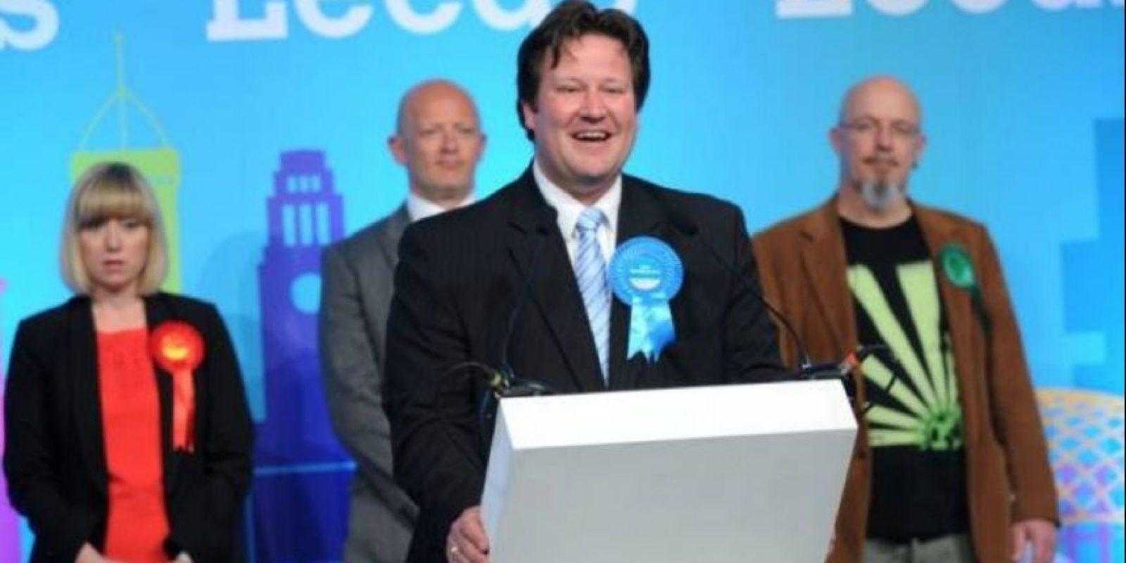 Alec Shelbrooke es miembro del Partido Conservador de Reino Unido. Foto:Vía facebook.com/alec.shelbrooke