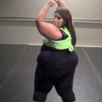 Pero baila increíblemente. Foto:vía Facebook/Whitney Way Tore