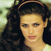 Gia Carangi fue algo así como la precursora de Cindy Crawford a comienzos de los 80 en el modelaje, pero las drogas acabaron con ella. Foto:vía Giacarangi.com