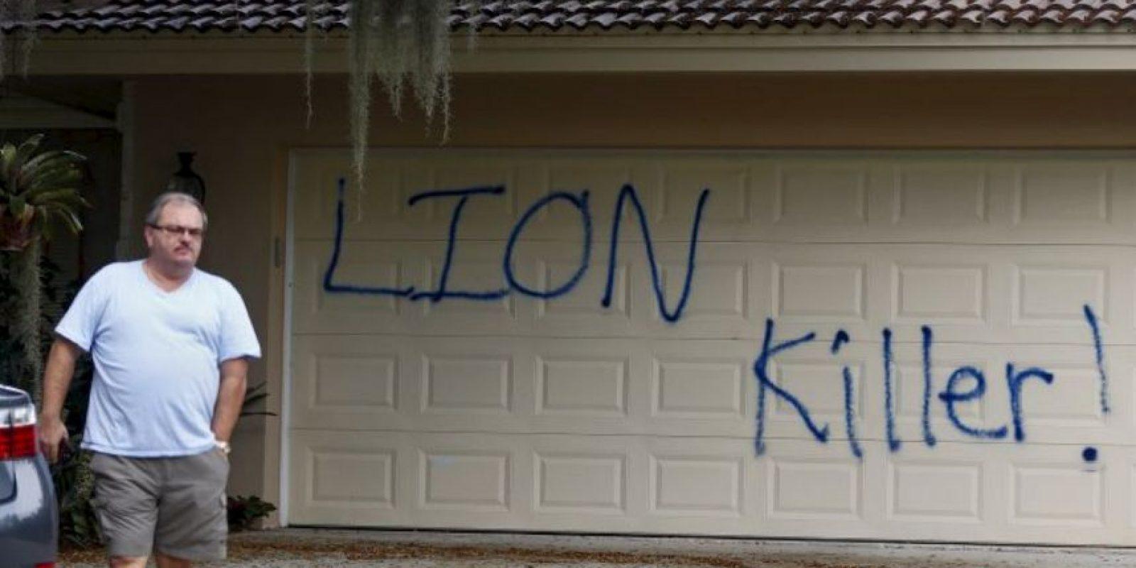 """Y que estaba """"asustado"""" por las amenazas hacia su familia. Foto:vía AFP"""