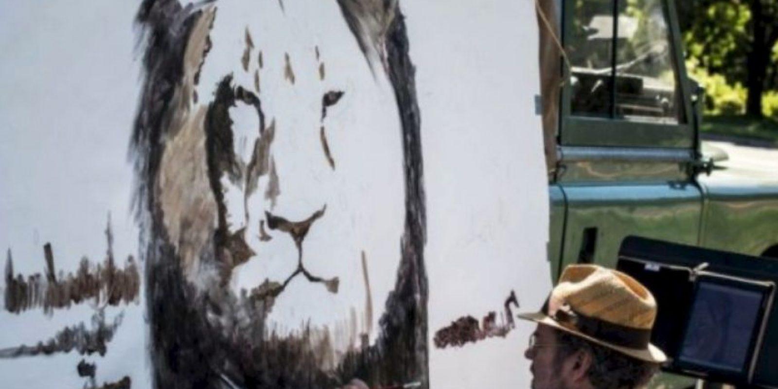 Afirmó que leones como Cecil representaban un problema, ya que en realidad sí devoraban personas y ganado. Foto:vía AFP