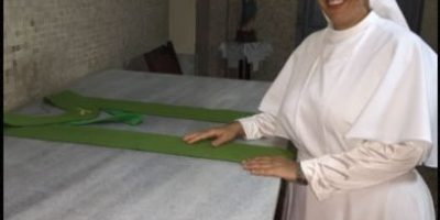 Estas son las dos religiosas que vestirán al Papa en Cuba