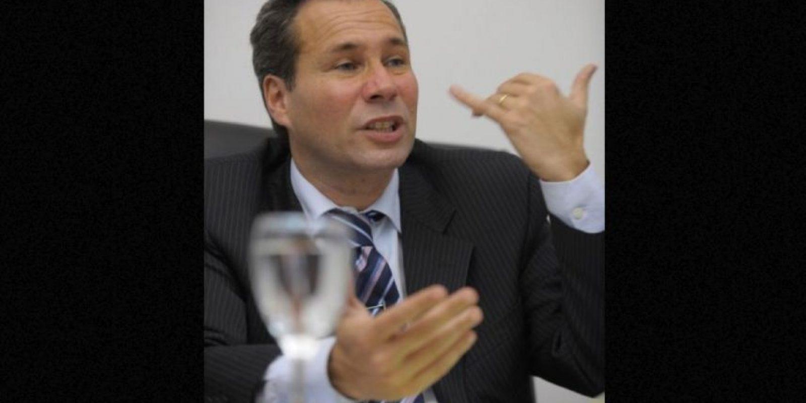 El fiscal Alberto Nisman fue hallado sin vida en el interior de su domicilio en enero de este año. Foto:AFP